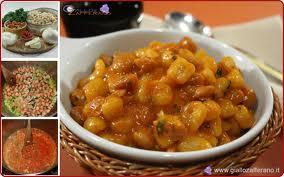 Rustic Piacentini dish