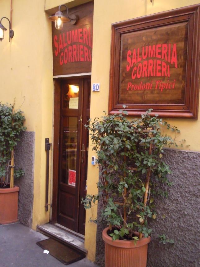 Trattoria Corriere Parma