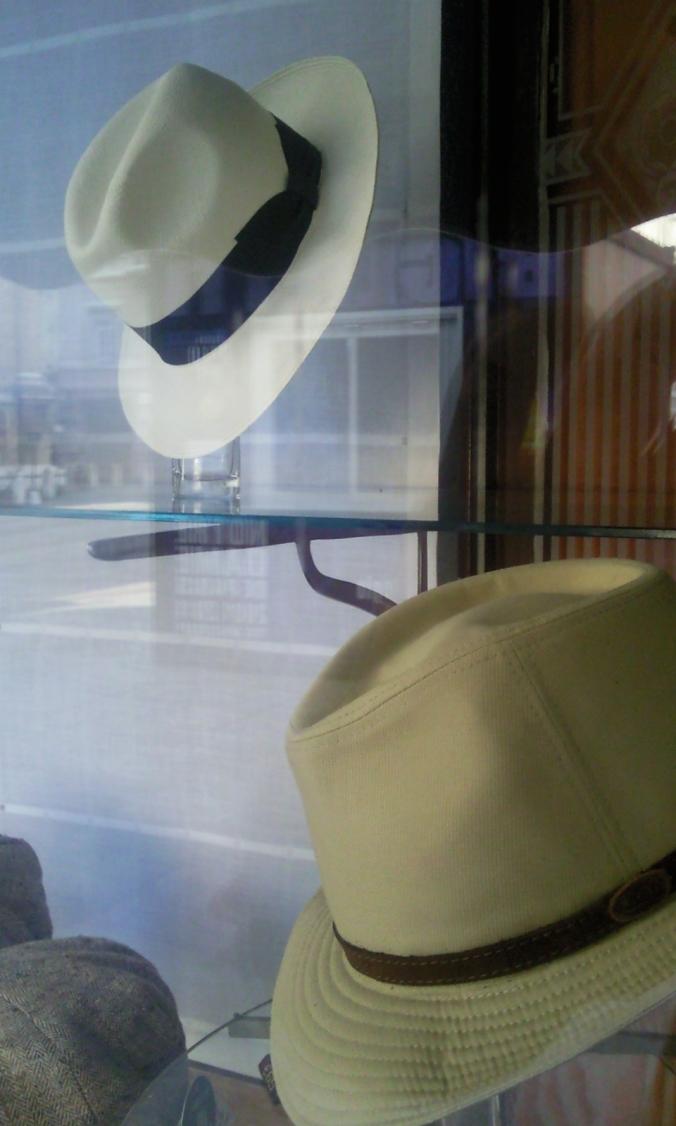 Hats off Parma