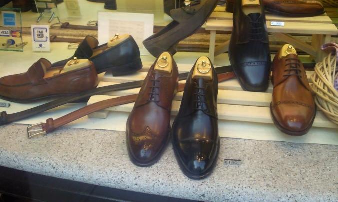 Italian Shoe Classics