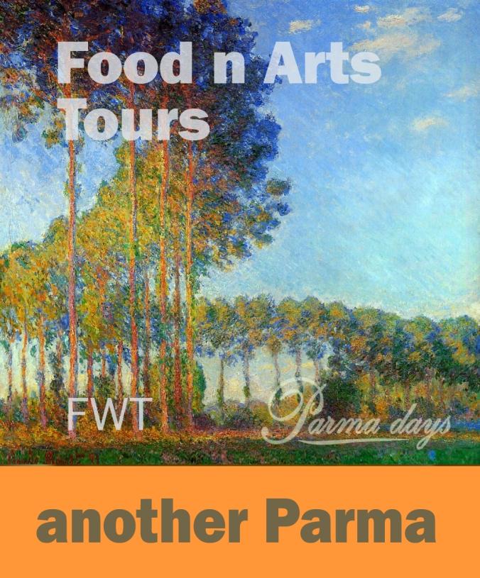 food n art tours FWT Parma
